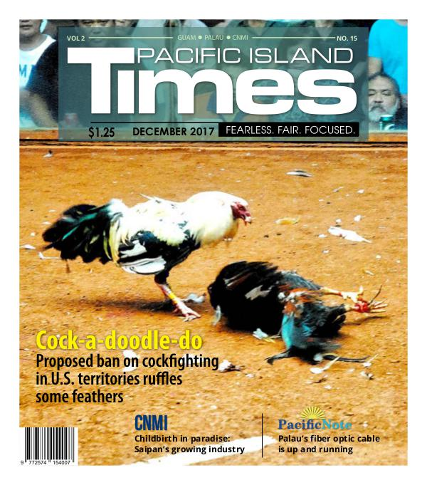 Pacific Island Times December 2017 issue