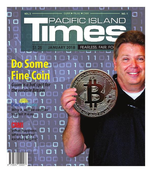 Pacific Island Times Vol 3 No. 1 January 2018
