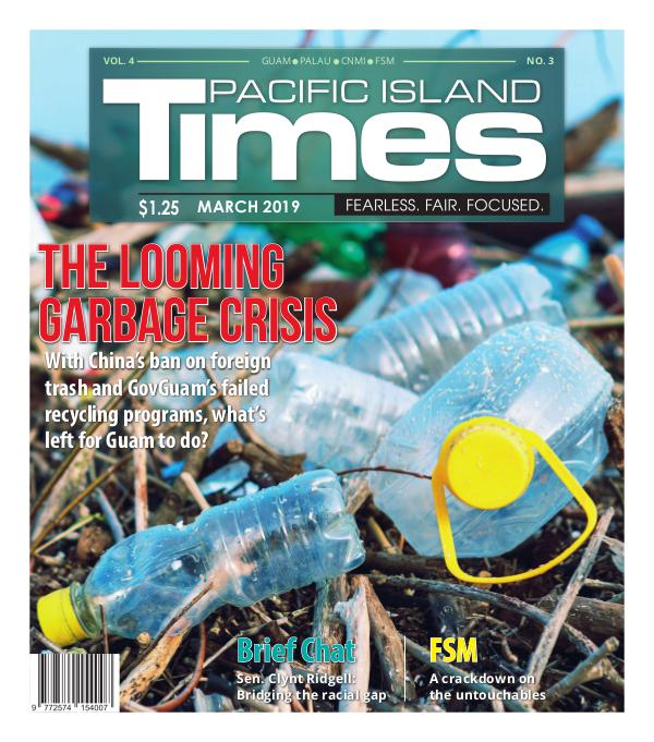 Pacific Island Times Vol 3 No. 3 March 2019