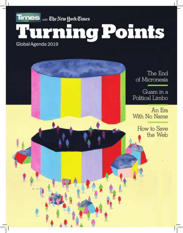 Turning Points  Global Agenda 2019