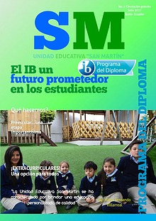 "Revista Digital ""SM"""