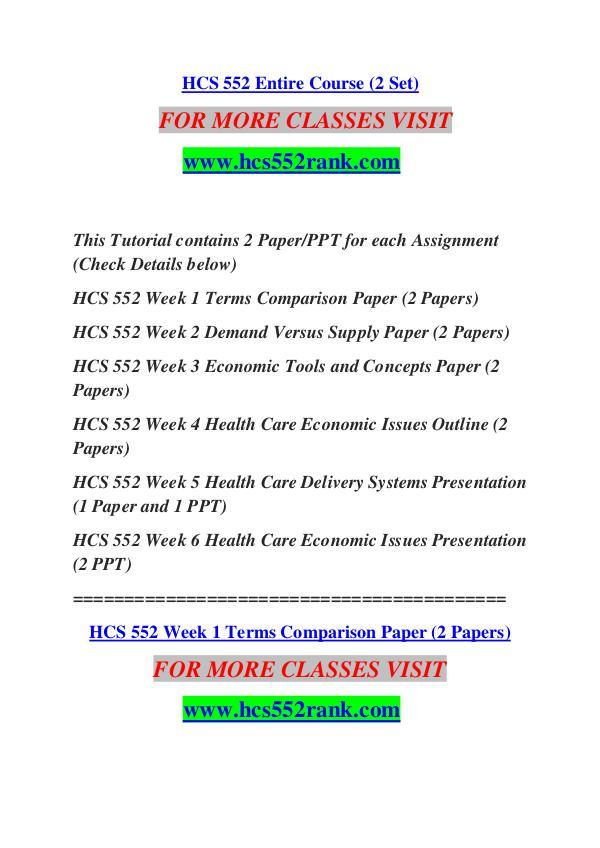 HCS 552 RANK Keep Learning /hcs552rank.com HCS 552 RANK Keep Learning /hcs552rank.com