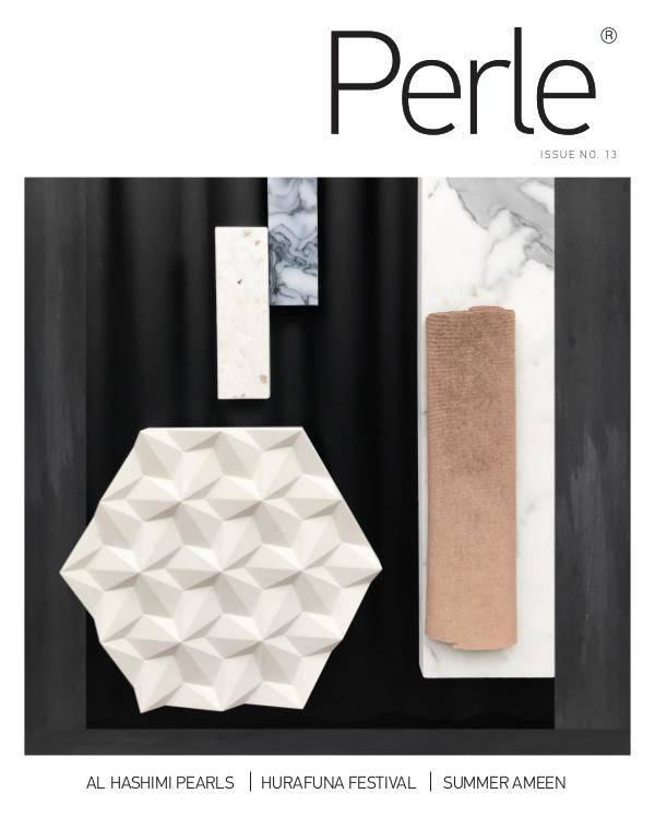 Perle Magazine Issue 13 PERLE MAGAZINE