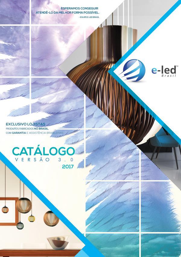 Catálogo E-LED Catalogo 3.0