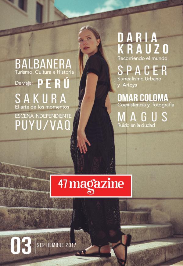 47 magazine edicion 3