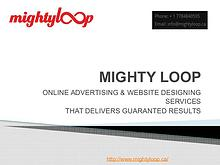 Mighty Loop - Online Advertising & Website Designing Services