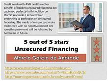 Marcio Garcia de Andrade - 5 out of 5 stars Unsecured Financing