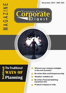 Corporate Digest Magazine- December/2017