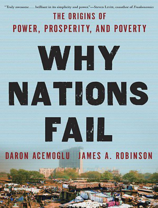 AUA Why Nations Fail - Daron Acemoglu