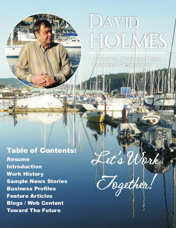 Let's Work Together! Holmes_Mag1