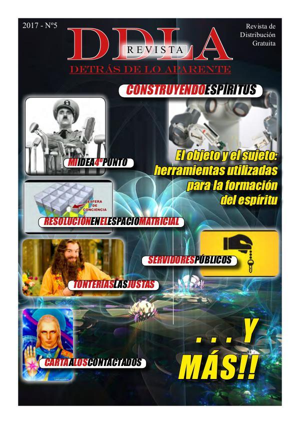 DDLA_Revista Nº5