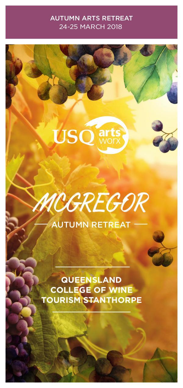 McGregor Retreats Autumn Retreat