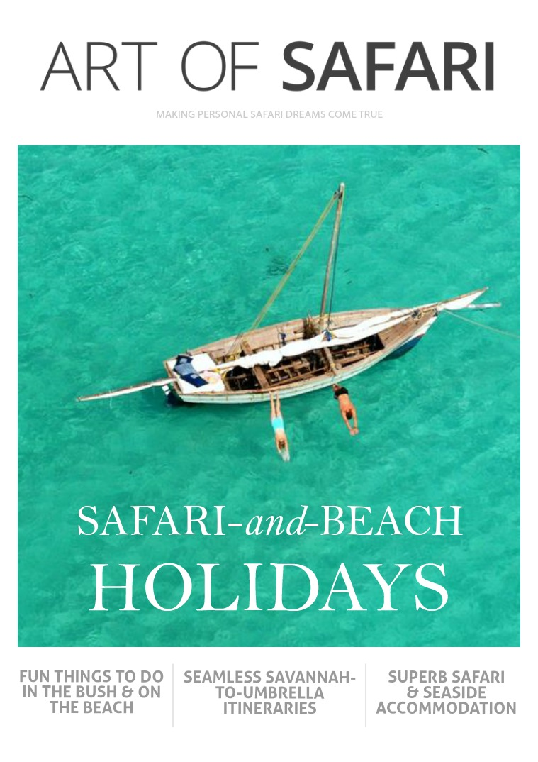 Safari-and-Beach Holidays