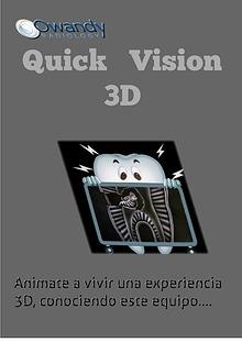 Quick Vision 3D