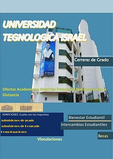 Universidad Israel