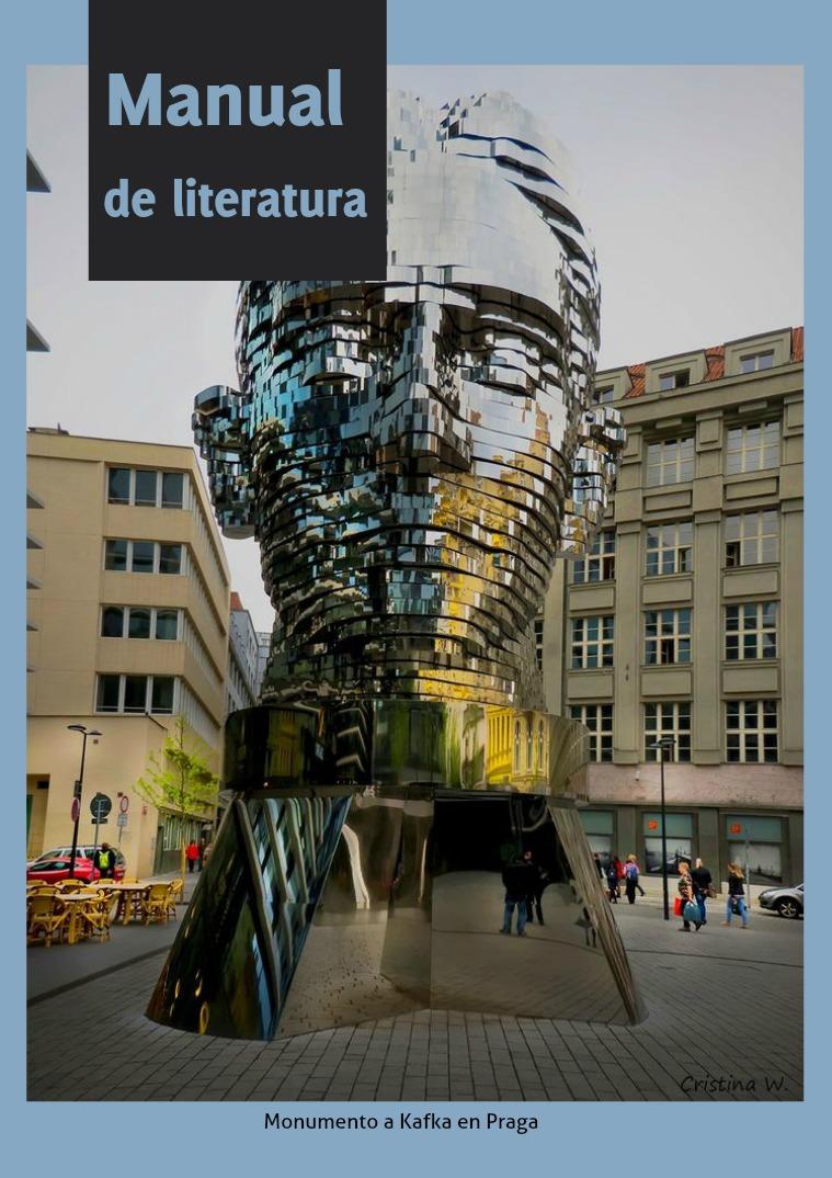 Manual de Literatura - Franz Kafka 1
