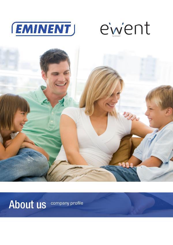 EWEM Company Profile & Catalogue Company Profile