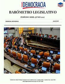 Barómetro Legislativo