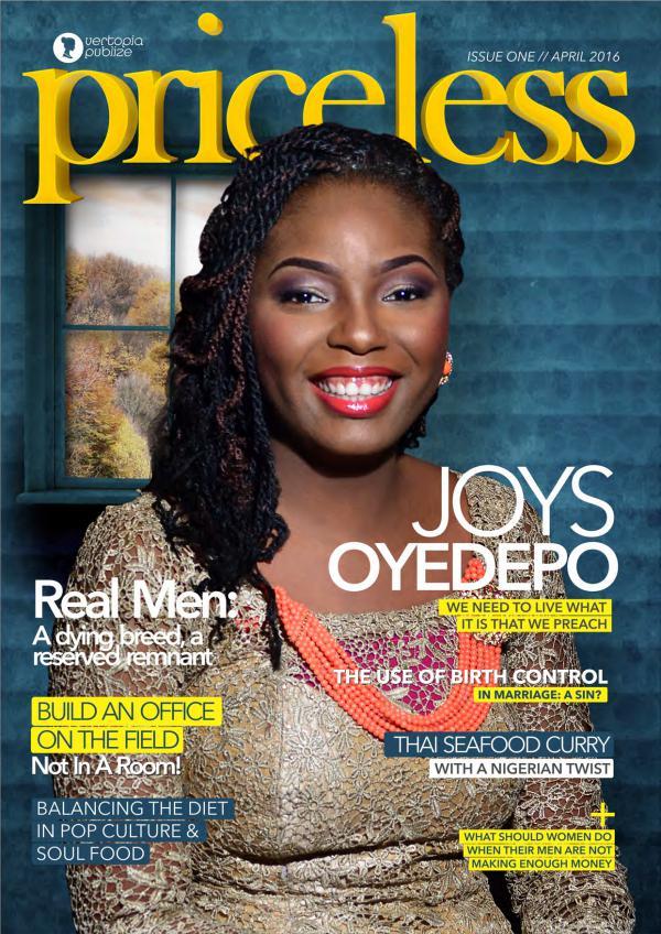 Priceless Magazine Priceless Magazine (c)