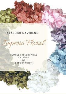 Catálogo Imperio Floral