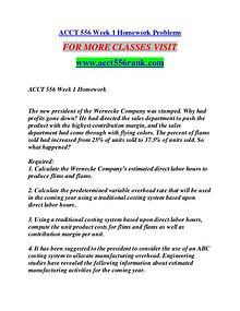 ACCT 556 RANK Extraordinary Success/acct556rank.com