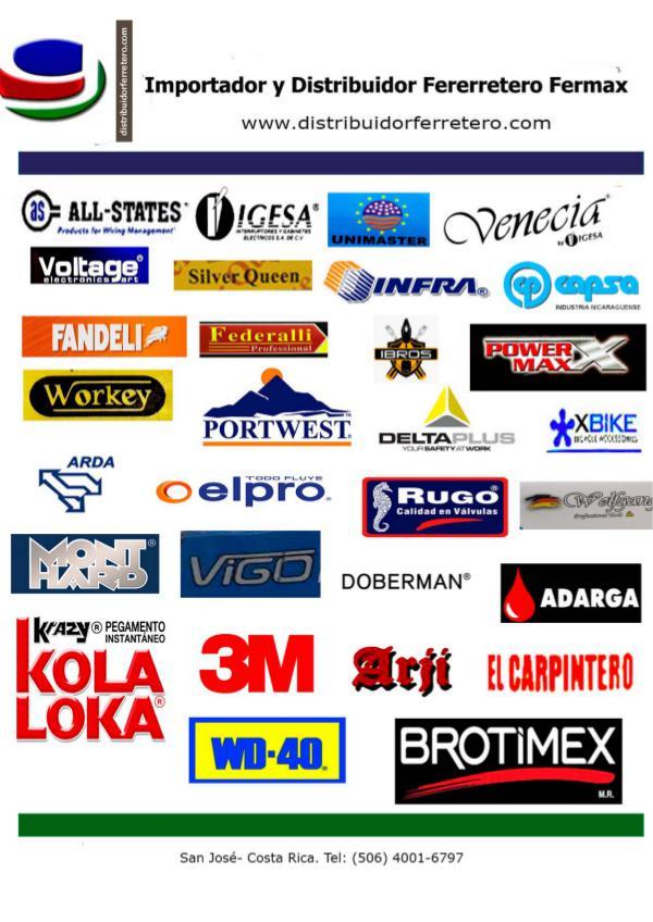 Distribuidor Ferretero Fermax Catalogo Digital 2017 Distribuidor Ferretero Fermax
