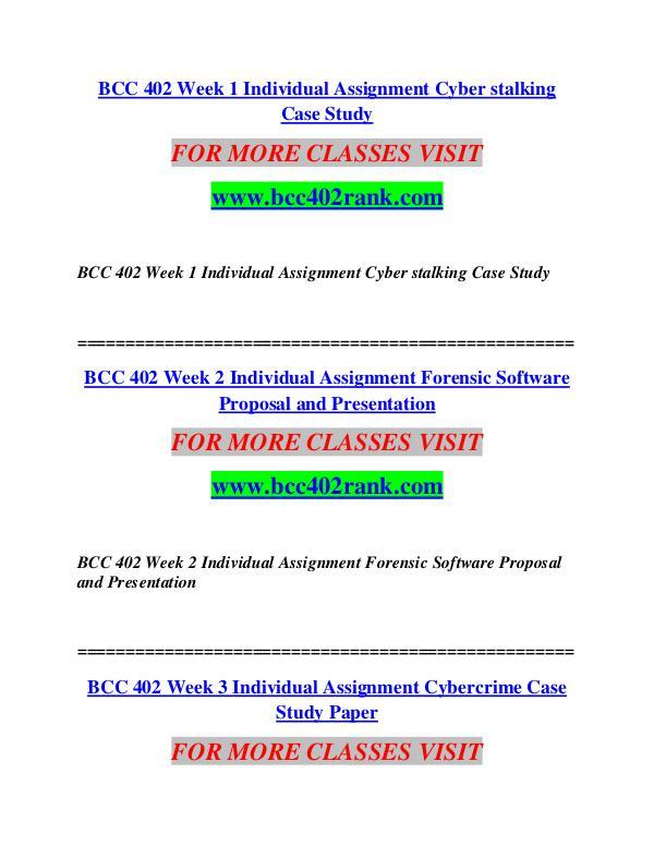 BCC 402 RANK Extraordinary Success/bcc402rank.com BCC 402 RANK Extraordinary Success/bcc402rank.com