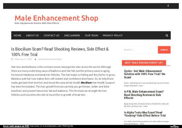 http://maleenhancementshop.info/biocilium/ http://maleenhancementshop.info/biocilium/