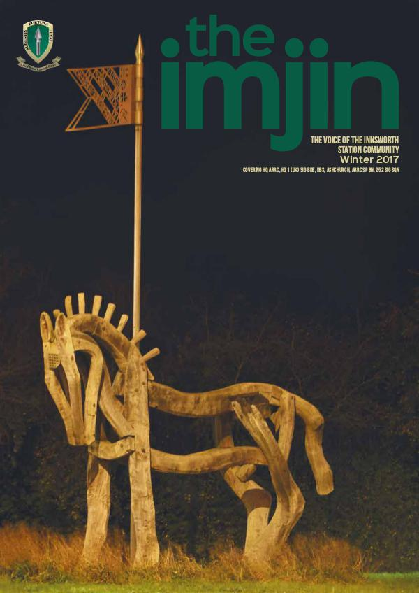 'the imjin' magazine Winter 2017