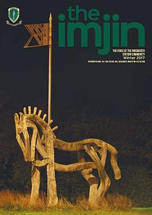 'the imjin' magazine