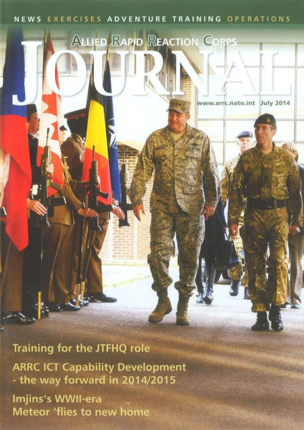 ARRC Journal July 2014