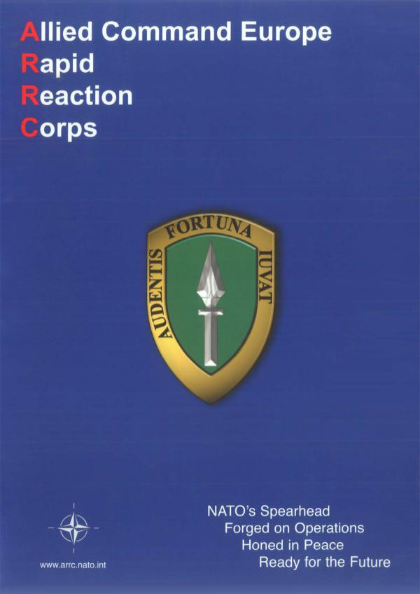ARRC brochure July 2002