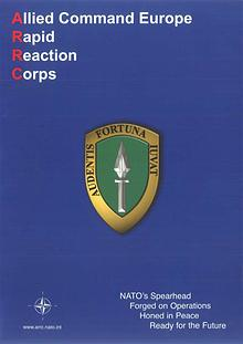 ARRC brochure
