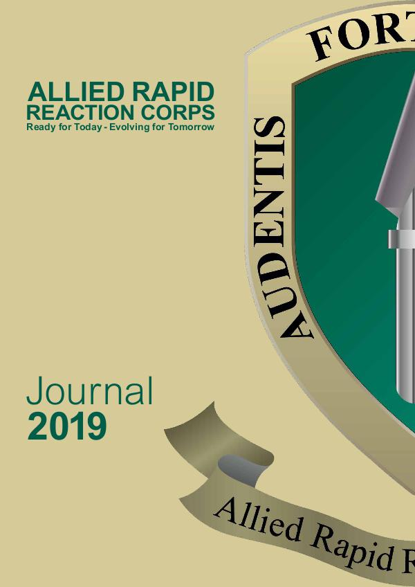 ARRC Journal 2019