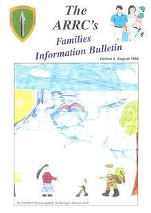 The ARRC'S Families Information Bulletin