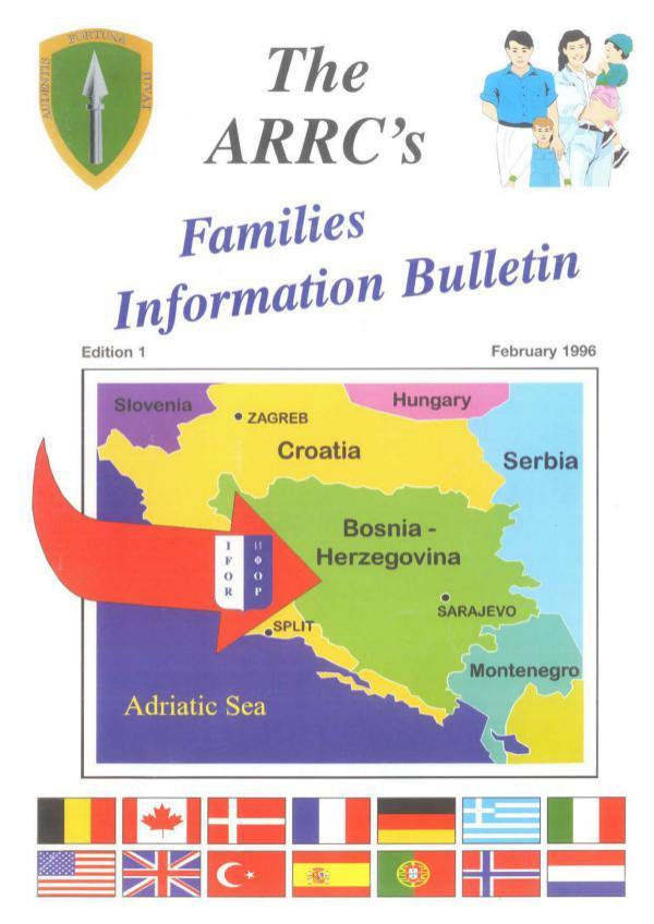 The 'ARRCive' The Bulletin - February 1996