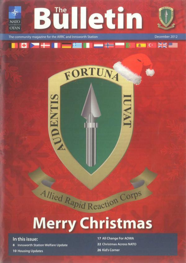 The Bulletin - December 2012