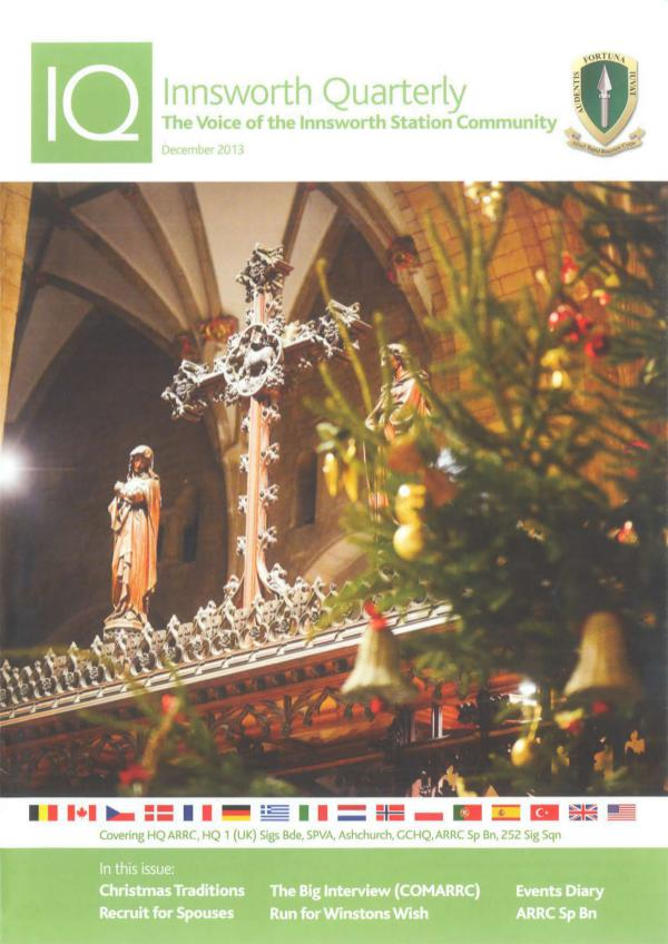 Innsworth Quarterly - December 2013
