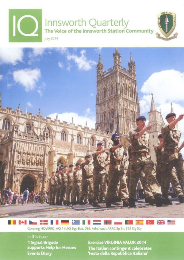 Innsworth Quarterly - July 2014