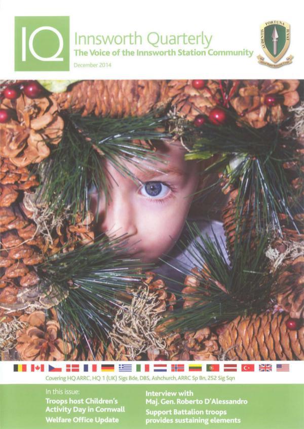 Innsworth Quarterly - December 2014
