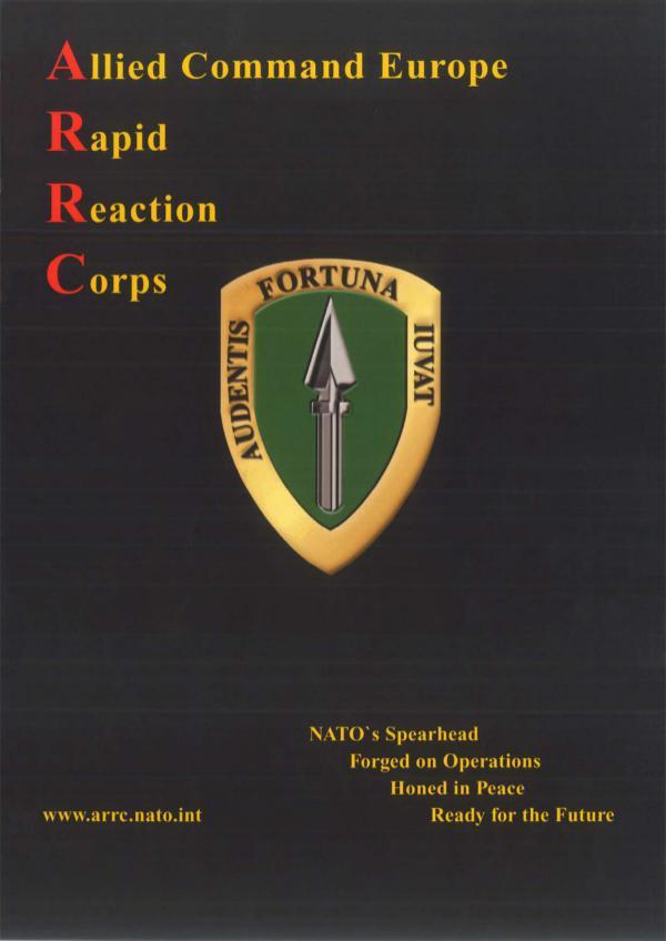 NATO SPEARHEAD
