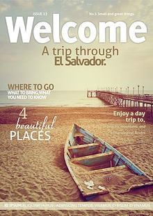 Tourist sites in El Salvador