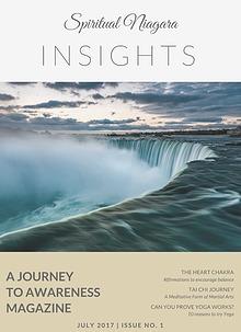 Spiritual Niagara Insights Issue 1