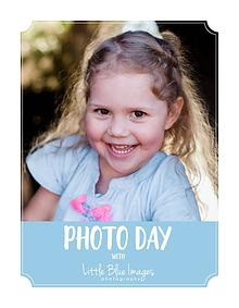 Photo Day Information