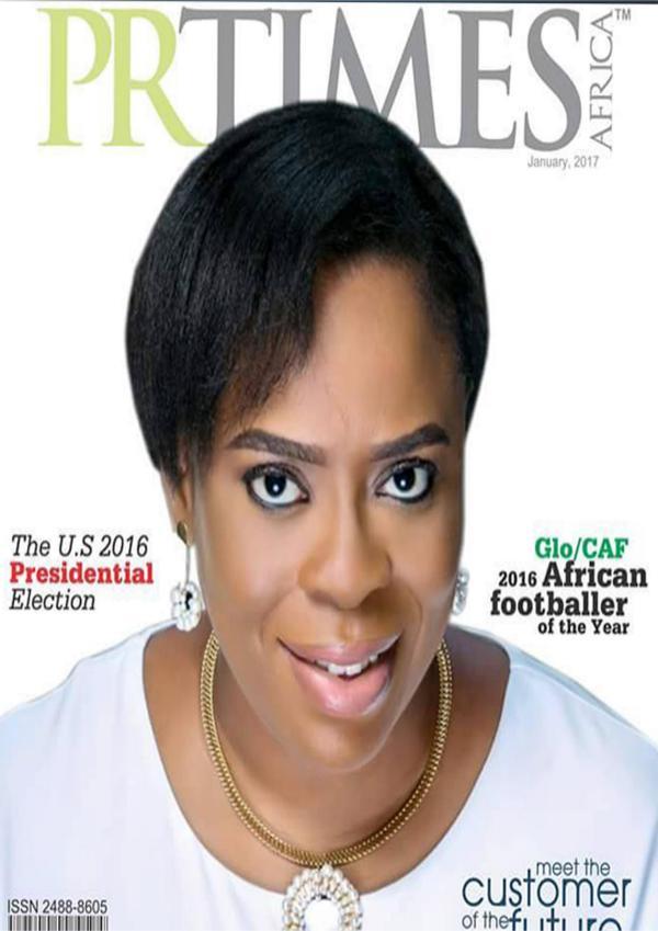 PR TIMES AFRICA (JANUARY 2017)