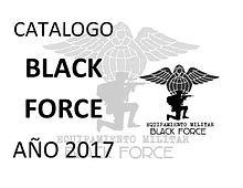 Catalogo BLACK FORCE