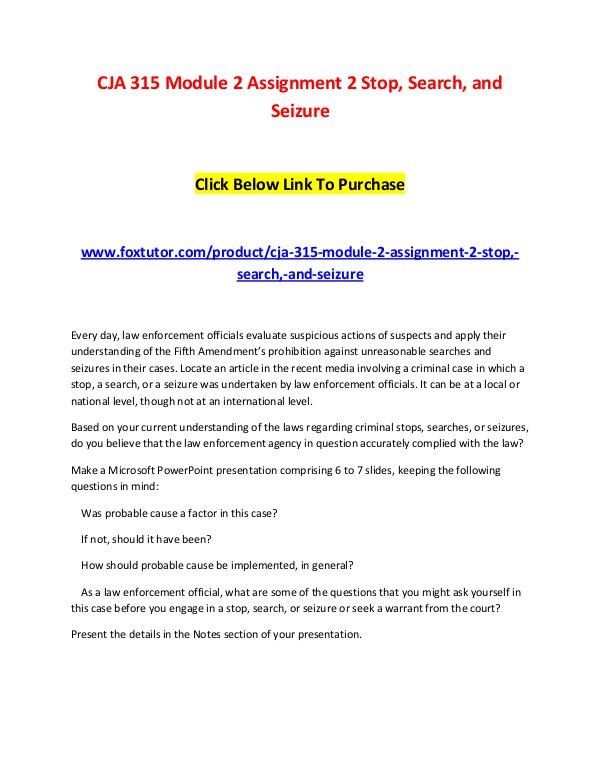 law case study assignment sample