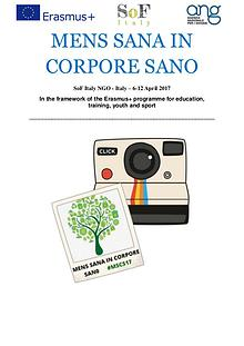 Mens sana in corpore sano- Booklet