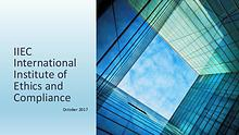 The IIEC International Institute of Ethics and Compliance