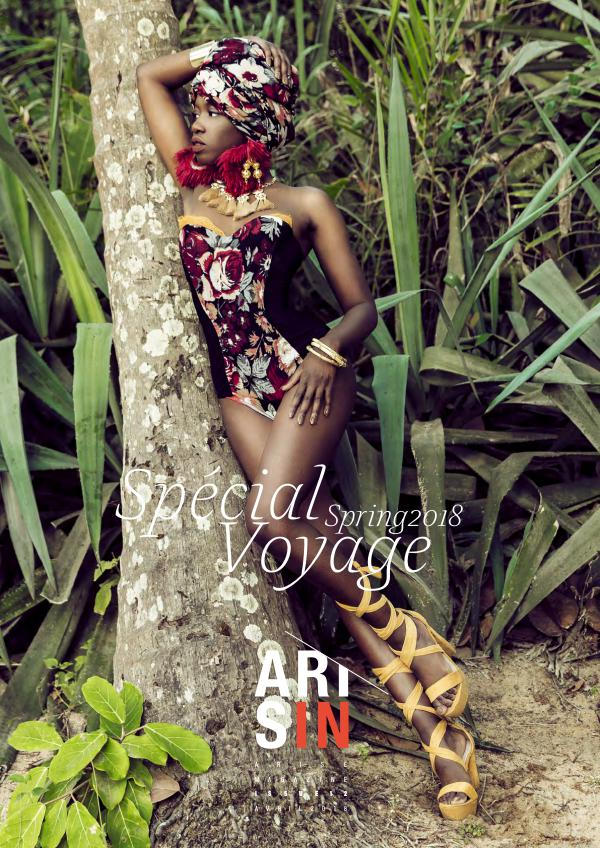 Aris'in - Le Magazine de l'Agence Arise Vol.12